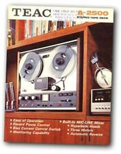 """""""RECORD TAPE HEAD ONLY"""" NEW PART FOR TEAC A-2500 A-2520 REEL TO REEL 50663410-00"""