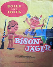 DDR Bolek und Lolek Bisonjäger