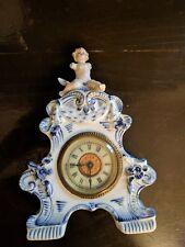 Vintage Porcelain ansonia Clock company ney York United states