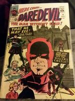 Daredevil #9 FN/VF Condition Marvel Comics 1964 Series