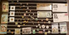 Junk Drawer Lot: Old U.S. Coins 1900+, Scrap Silver & Gold Filled Jewelry VTG++