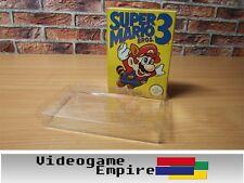 25x Nintendo Entertainment System (NES) OVP Schutzhüllen / Hüllen