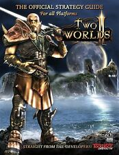 Two Worlds II Official Strategy Guide by Bradygames (Wrapped Just New) Free Ship