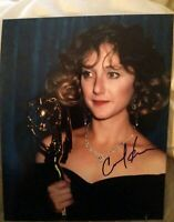 CAROL KANE SIGNED 8X10 PHOTO AWARD WINNER W/COA+PROOF RARE WOW