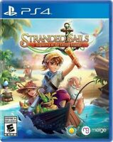 Stranded Sails PS4 PlayStation 4 Brand New