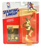 1988 Kenner NBA Starting Lineup Moses Malone Washington Bullets K