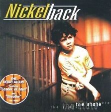 The State by Nickelback (CD, Mar-2000, Roadrunner Records)