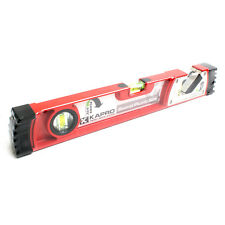 Kapro 950 Swivel Plumb Site Box Level Aluminum 3 Vials 450mm