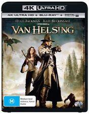 Van Helsing 4K Blu-Ray + UHD + UV : NEW 4K Ultra HD