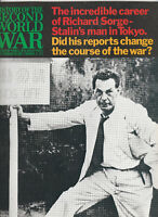 HISTORY OF THE SECOND WORLD WAR Magazine 5/14 - Stalin's Man In Tokyo