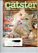 Catster Magazine ~ July/August 2015 ~ Burmilla, Sphinx, Lil Bub