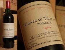1985er Chateau Trotanoy - Pomerol - Top !!!!!!!