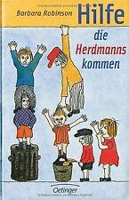 Hilfe,  die Herdmanns kommen von Barbara Robinson | Buch | Zustand gut