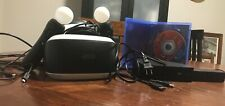 PlayStation VR BUNDLE Ironman hardly used | COMPLETELY SANITIZED | GREAT VALUE!