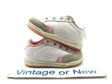 Girls Reebok G-Unit White Light Pink Grey Toddler sz 3