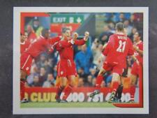 MERLIN PREMIER LEAGUE 99-GOAL! (Liverpool) swap shop Tour 99 #545