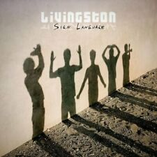 Livingston [CD] Sign language (2010, slidecase)
