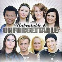 UNBEATABLE & UNFORGETTABLE Various CD NEW