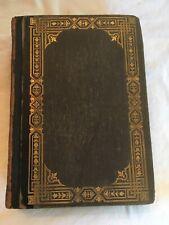 Antique German Prayer Book Tagliches Handbuch Johann Friedrich Starcks