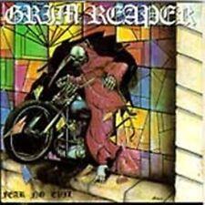 GRIM REAPER-Fear No Evil                                      Rare Metal CD
