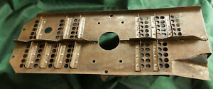 Jaguar E Type Sump Baffle. Jaguar E Type Competition Sump Baffle.