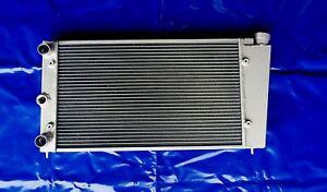 Wasserkühler clean VW Golf 1 2 Derby Passat Scirocco  Kühler 2056 Aluminium Alu