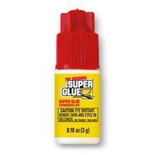 Super Glue ORIGINAL  3 pack  (.10 oz) ( 3g)Tubes