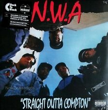 N.W.A Straight Outta Compton NWA 180grm vinyl lp + mp3 new,sealed