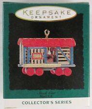 1994 Noel RR: Stock Car 6th in Series (Hallmark Keepsake Miniature Ornament)