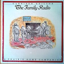 GARRISON KEILLOR / THE FAMILY RADIO - PRAIRIE HOME COMPANION - 2 LP SET - SEALED