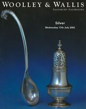 SILVER, PLATED WARES & COLLECTORS ITEMS AUCTION CATALOGUE