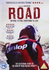 Road (New DVD) Road Racing Dunlop Joey Robert William Michael Liam Neeson