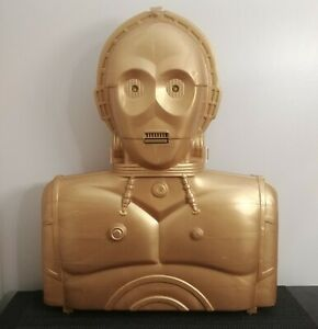 STAR WARS Power of the Force (POTF) C-3PO Carrying Case KENNER 1997