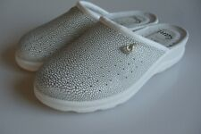Damen Schuhe Clog Pantolette Sandale Anti-Rutsch Komfort Haus Arbeitschuh Gr.38