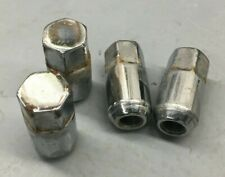 Polaris Rzr and Other Utv Atv Wheel Chrome Lug Nuts 3/8-24 Set of 4