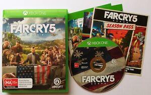 Farcry 5 | Microsoft Xbox One XB1 | Far Cry