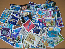 Space Worldwide Stamp Collections & Mixtures