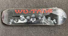 Wu-Tang Clan Forever Skateboard Deck