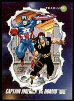 1992 Marvel Captain America And Nomad #80