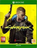 Cyberpunk 2077 Microsoft Xbox One NEW PreOrder 19/11/2020 NEW FACTORY SEALED