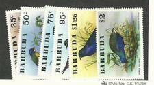Barbuda, Postage Stamp, #238-243 Mint NH, 1976 Birds