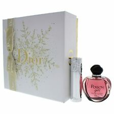 POISON GIRL by Christian Dior 2 PIECE GIFT SET - 3.4 OZ EAU DE TOILETTE SPRAY