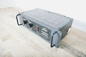 Peavey M-2600 2 Channel Power Amplifier (church owned) CG00C9H