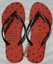 Havaianas Slim Bugs strawberry Flip Flop US 6