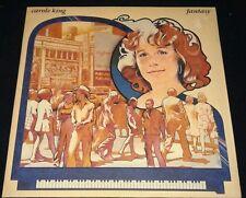 CAROLE KING FANTASY, 1973 VINYL LP GERMAN PRESSING 86 953 IT, Believe in Humanit