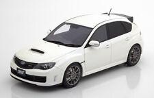 1:18 Otto Subaru Impreza R205 white-metallic