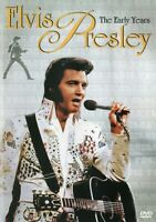 Elvis Presley DVD The Early Years Brand New Sealed