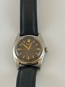 Beautiful Utra Rare Rolex Oyster Perpetual Automatic 6098 / 6298, 1953, 36mm