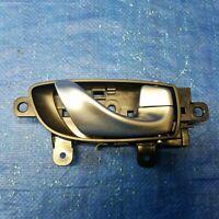 11-18 INFINITI Q50 Q60 M37 M56 M35h FRONT RIGHT SIDE INTERIOR DOOR HANDLE #29375