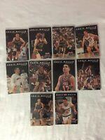 1992 Skybox Chris Mullin USA Basketball Complete Card Set #55-63 And Card 107